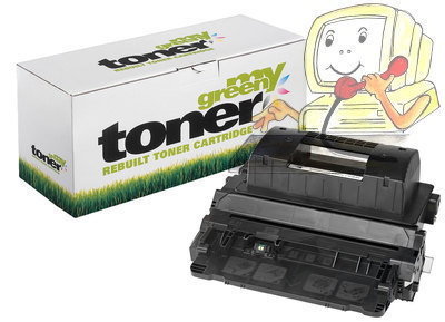 wta my green toner für HP Laserjet Enterprise 600 M602,