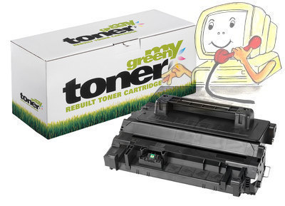 wta my green toner für HP Laserjet Enterprise 600 M601,