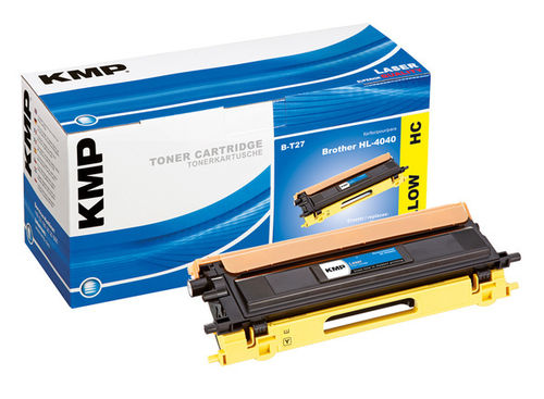 KMP Toner B-T27 Yellow für Brother DCP-9040CN u.a.