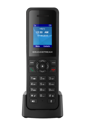 Grandstream DECT DP720 DECT Mobilteil mit HD-Audio