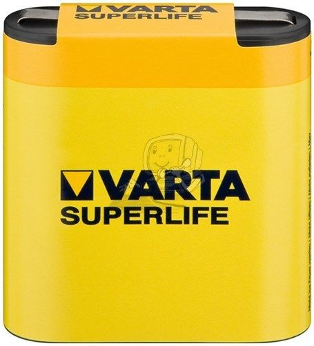VARTA Superlife 3R12/Flat (2012) 1er Folie